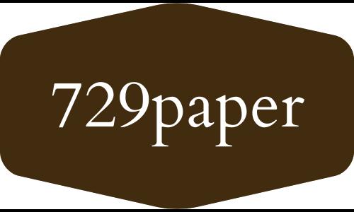香港手作教室 | 729paper